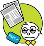 Presse ansigt