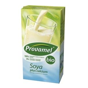 Provamel Soya plus calcium - Børn med mælkeallergi