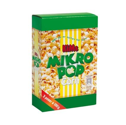 KiMs Mikrobølgepopcorn