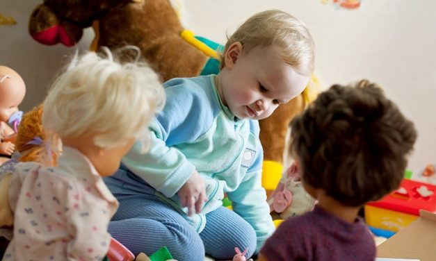 Allergibarn i dagpleje eller vuggestue